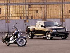 Ford F-150 Harley-Davidson '2000
