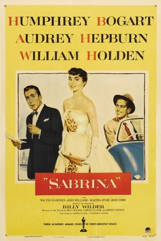 Sabrina, one of the best films ever!!