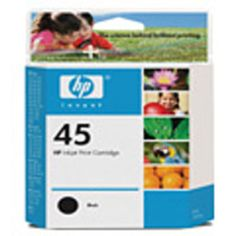 HP 51645A Print Cartridge for HP Fax 1220, 1220xi 833 Pages - 1-Pack - Black