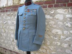 Veste Officier Médecin 1917/18 - Ventes d'antiquités militaires : Royal Dragons