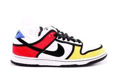 Color Blcok Nike
