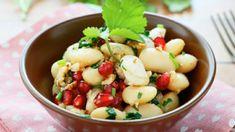 Tapenáda z fazolí a paprik Calories, Fruit Salad, Potato Salad, Smoothie, Potatoes, Ethnic Recipes, Food, Animales, Split Peas