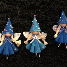 Items similar to Flower fairy doll, Miniature fairy doll, Christmas fairy tree ornament, Ballerina Fairy, Handmade Bendy Fairy Doll on Etsy Little Mermaid Doll, Mermaid Fairy, Mermaid Dolls, Ballerina Ornaments, Mermaid Ornament, Christmas Fairy, Christmas Angels, Handmade Angels, Handmade Dolls