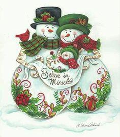 Снеговички)