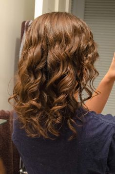 Dorm Room Curly: Squish to Condish: My New Favorite Way to Condition My Hair