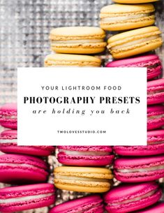 Youve just purchased Lightroom food photography presets (that arent cheap) then why dont your images look examples? There are so many reasons why. But the biggest things is that the equipment and light you use will affect your files. Best Food Photography, Photography Gear, Product Photography, Photography Business, Good Food, Yummy Food, Healthy Food, Food Hacks, Food Tips