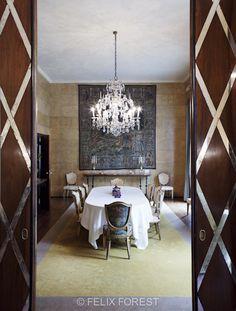 Milano Art Deco: Villa Necchi @DestinationMars