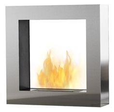 Cubico ST Safretti Fireplace Collection - #Fireplace #InteriorDesign #Fire #Safretti