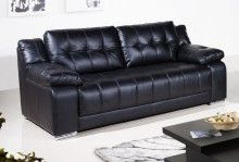 The missing piece you're looking for your living room is a leather corner sofa. It's chic and comfortable. Plus it fits that corner you didn't know what to do with.
