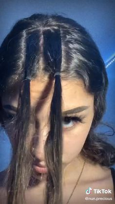 Hair Tips Video, Hair Videos, Curly Hair Tips, Easy Hairstyles For Long Hair, Hair Up Styles, Medium Hair Styles, Hair Styler, Baddie Hairstyles, Aesthetic Hair