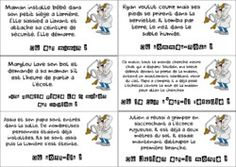 Inférences CP French Teaching Resources, Teaching French, Reading Activities, Best Teacher, Literacy, Education, Cycle 2, Printables, France