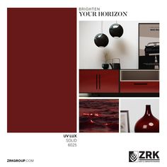 Inspire living with ZRK's wide range of UV Lux boards that are designed to give depth to your space. Retail Fixtures, Bath Cabinets, Laminated Mdf, Kitchen And Bath, Your Space, Boards, Inspire, Range, Interior