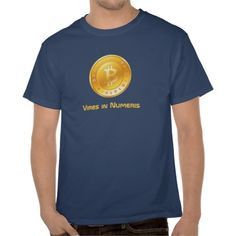Camiseta Bitcoin - M1 Vires in Numeris    Más productos BITCOIN:  http://www.zazzle.es/lamareanaranja/regalos?cg=196938480424491766