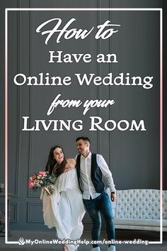 How to Pull Off an Online Wedding from your Living Room Autumn Wedding, Diy Wedding, Wedding Ceremony, Wedding Venues, Wedding Day, Wedding Tips, Brunch Wedding, Nautical Wedding, Perfect Wedding