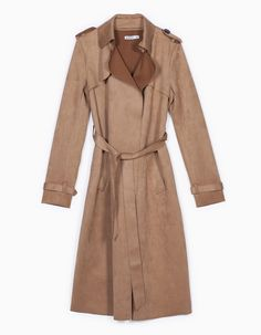 At Stradivarius you'll find 1 Bonded Trench for just 59.99 United Kingdom . Visit now to discover this and more Coats.