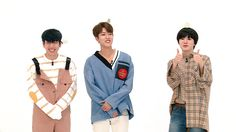 Infinite Dongwoo Sungyeol Sungjong for Weekly Idol...