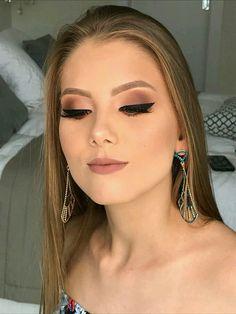 Curso de Maquiagem Andréia Venturini - Curso Maquiagem na Web, , Prom Makeup, Bridal Makeup, Wedding Makeup, Eye Makeup, Hair Makeup, Makeup Goals, Makeup Inspo, Makeup Inspiration, Makeup Ideas