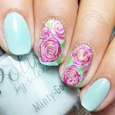 Rose Nails, ariannyani