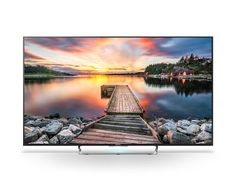 """Buy Silver Sony Bravia LED HD Android TV, with Freeview HD and Built-In Wi-Fi from our View All TVs range at John Lewis & Partners. Free Delivery on orders over Smart Tv, Home Theater, Mini System, Wi Fi, Tv 55"""", Android Tv, 3d Television, Ultra Hd 4k, Electronic Deals"""