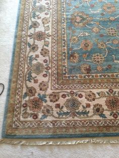 Karastan Area Rug Beautiful Blue Colors Rugs On Carpet Carpets