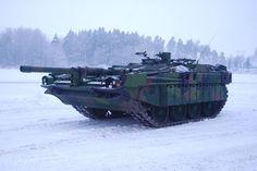 Strv.103 (S-Tank) | Swedish