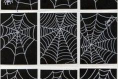 Drawing Spiderwebs
