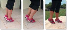 6 övningar mot smärta i knät, ont i fötterna eller smärta i höften