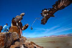 """Khovsgol Nuur - Хөвсгөл Нуур, Mongolia   """"Eagle Hunter 3"""" by Viacheslav Smilyk, via 500px."""