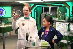 PBSKids has unveiled the Odd Squad web site with videos & games from their new live-action math show about a secret spy agency that solves math problems.