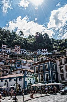 Cudillero ,Asturias Spain