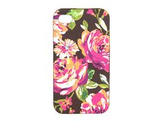 Vera Bradley iPhone Case in English Rose yes please!! Love it!