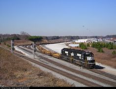 RailPictures.Net Photo: NS 7119 Norfolk Southern EMD GP60 at Austell, Georgia by landrover