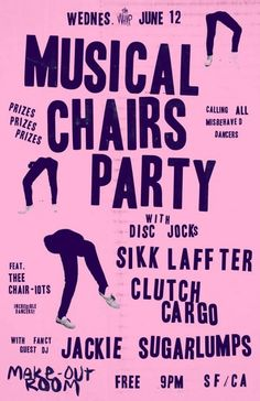 musical chairs make out room