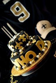 New Orleans Saints wedding themes!