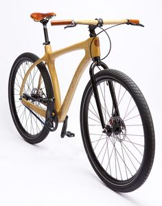 Connor Wood Bicycles.