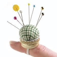 Image result for metal pin cushion with hand