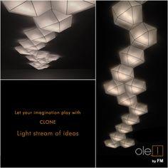 Ole Illuminacion, clone