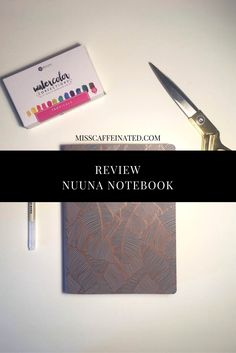 Nuuna notebooks are gorgeous, but are they worth the hype? I analysed just that in this review on the Nuuna notebooks! Are they good for bullet journals?