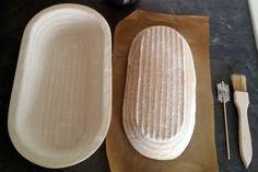 Chlieb KLASIK so zemiakom a kefírom | Lenka Pillárová - BLOG Ceramic Clay, Bread, Blog, Kochen, Blogging, Breads, Sandwich Loaf