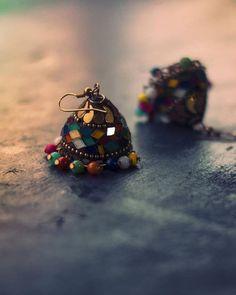 Silver Earrings For Women Indian Jewelry Earrings, Indian Jewelry Sets, Silver Jewellery Indian, Jewelry Design Earrings, Gold Earrings Designs, Designer Earrings, Fashion Earrings, Fashion Jewelry, Silver Jewelry