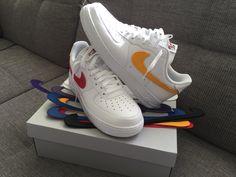 Nike AirForce1 Swooshpack