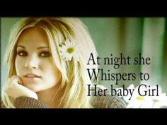 Carrie Underwood Temporary + Lyrics on Screen