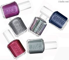 Fall 2013: Essie For The Twill Of It Collection