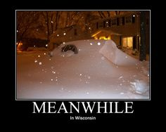 Meanwhile, in Wisconsin