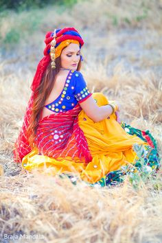 Bridal Fashions http://maharaniweddings.com/gallery/photo/21959