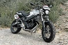 Image result for TOURATECH F 800 SCRAMBLER