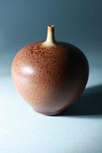 Vase, designed by Berndt Friberg, Sweden. 1960's.
