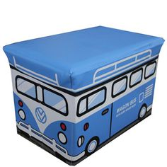 @Overstock - This cute children's ottoman is ideal for storing and organizing toys, play sets, books and magazines. The handy cube is lightweight and easy to carry around.http://www.overstock.com/Baby/Light-Blue-Kids-Folding-Storage-Ottoman-Large-Size/6706106/product.html?CID=214117 $27.99