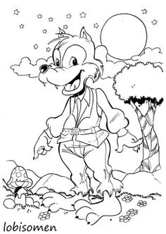 desenhos do folclore brasileiro lobo mau English Lessons, Nursery Rhymes, Coloring Pages, Fairy Tales, Snoopy, Clip Art, Texture, Education, Pets