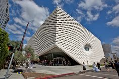 Take a Full Tour Around Downtown LA's The Broad Art Museum - Curbed Inside - Curbed LA